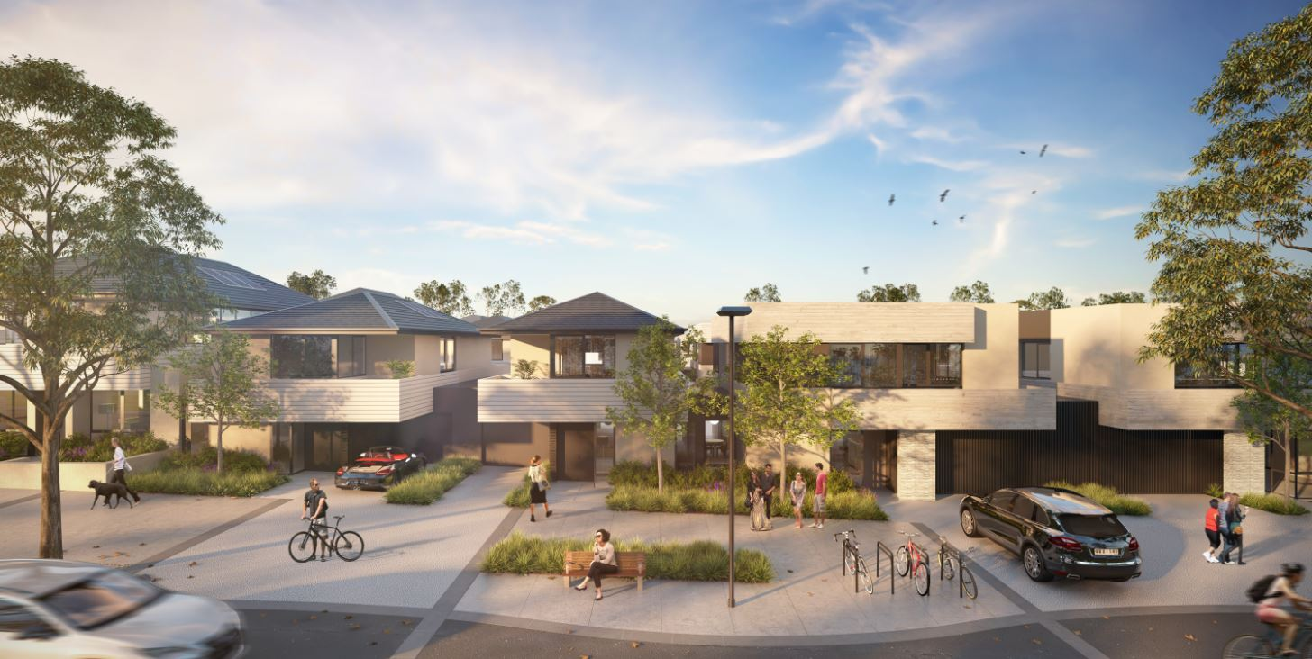 Parkview @ YarraBend – Construction Progress